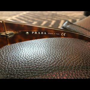Prada omens sunglasses